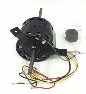 This is a photo of a Dometic Fan Motor Kit #3309333.007.