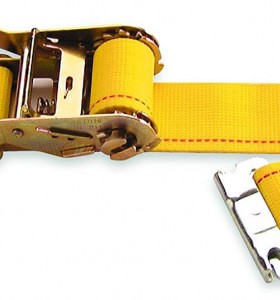 This is a photo of a Logistic Ratchet Strap #641201.